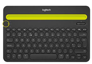Logitech K480 Driver